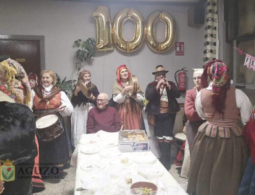 Aniversario Don Antonio 100 años
